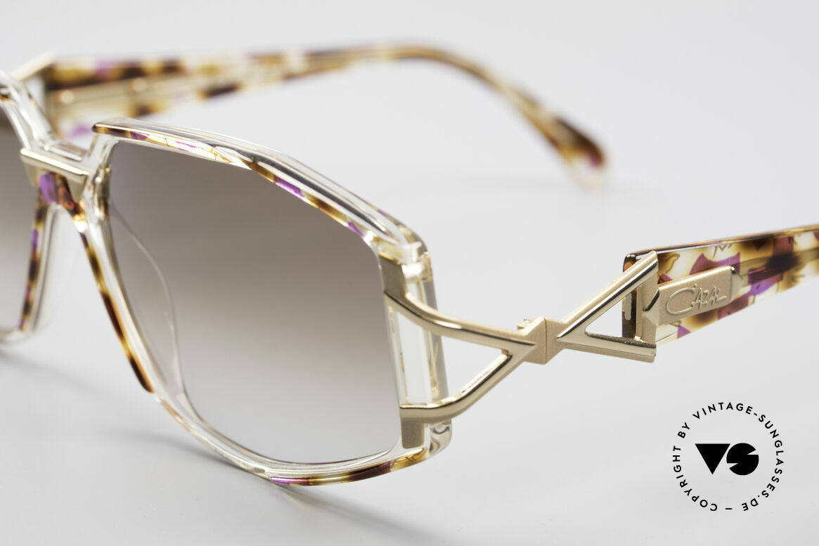 Cazal 368 Designer Shades Hip Hop Style, costly and fancy frame paintwork = distinctive CAZAL, Made for Women