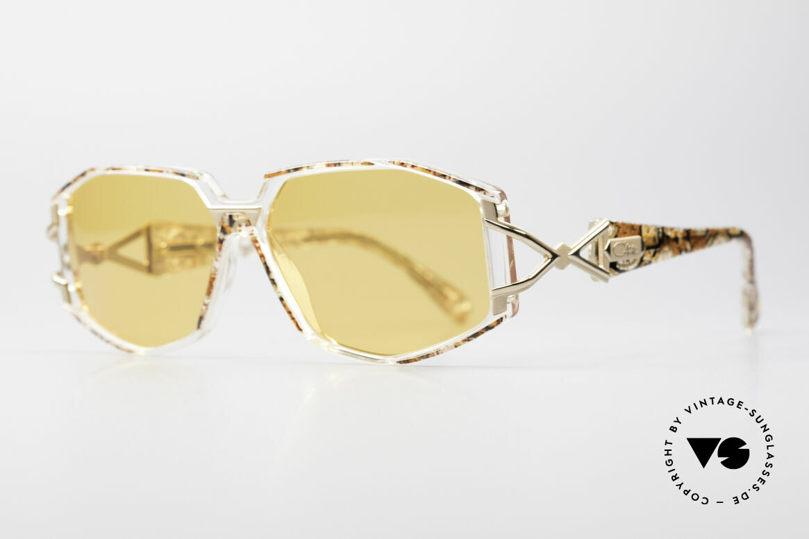 Cazal 368 90's Hip Hop Designer Frame, top-notch crafting & great durability; made in Germany, Made for Women