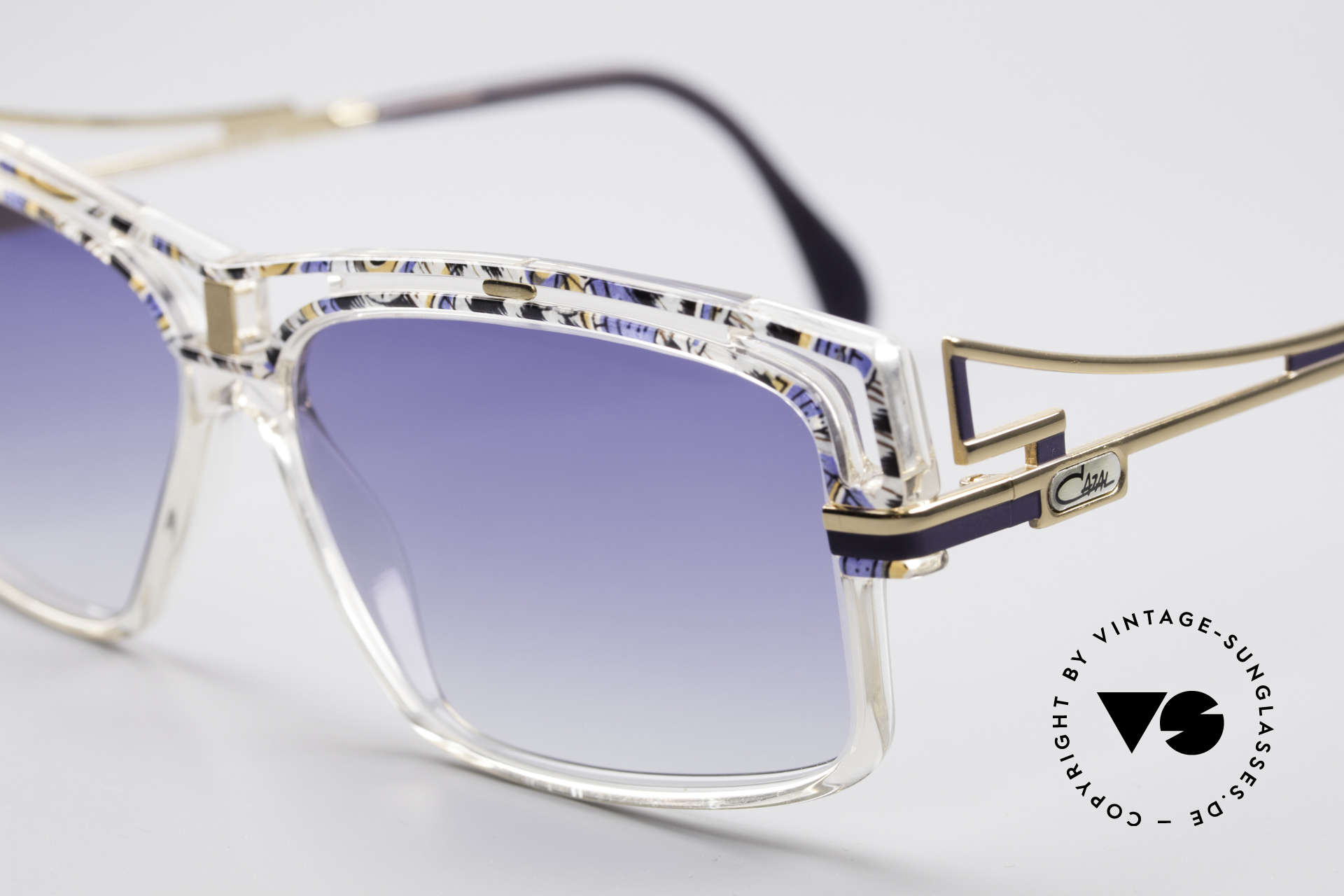 Cazal 365 Old School Hip Hop 90's Cazal, crafting & durability on top-level (made in Germany), Made for Men and Women