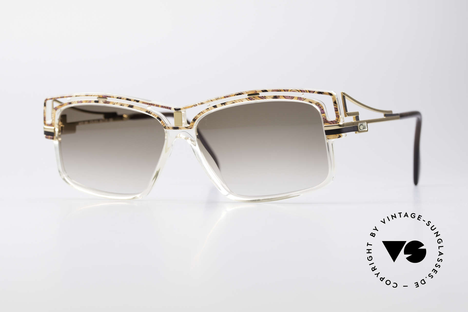 Cazal 365 Old School No Retro Sunglasses, striking CAZAL vintage sunglasses from the 1990's, Made for Men and Women