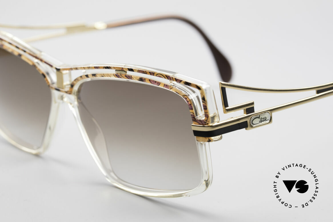 Cazal 365 Old School No Retro Sunglasses, crafting & durability on top-level (made in Germany), Made for Men and Women