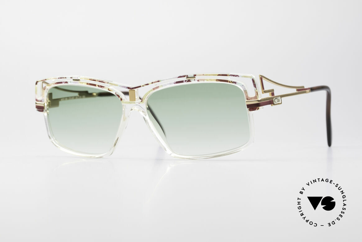 Cazal 365 90's Old School Hip Hop Shades, striking CAZAL vintage sunglasses from the 1990's, Made for Men and Women