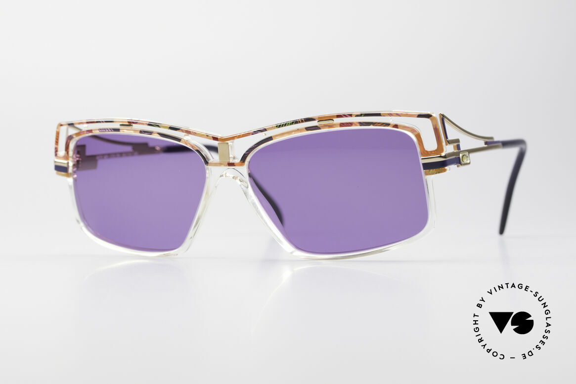 Cazal 365 Old School Hip Hop Cazal 90's, striking CAZAL vintage sunglasses from the 1990's, Made for Men and Women