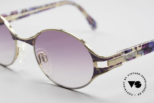 Cazal 281 Oval 90's Vintage Sunglasses