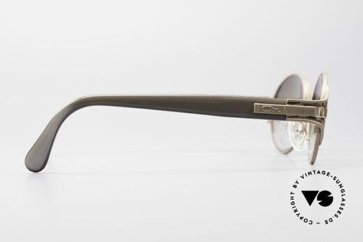 Cazal 281 90's Sunglasses Oval Round, NO RETRO sunglasses, but a rare old 1990's Original, Made for Women