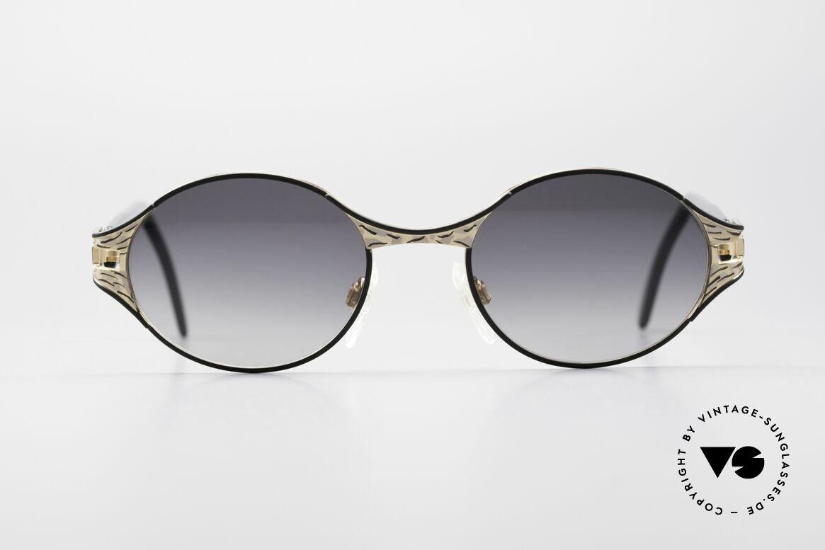 Cazal 281 Oval Vintage Designer Shades
