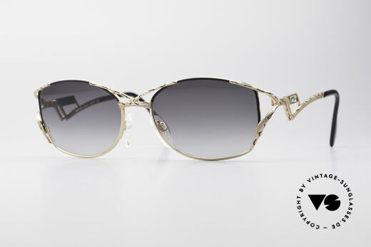 Cazal 284 Luxury Vintage Sunglasses 90's Details