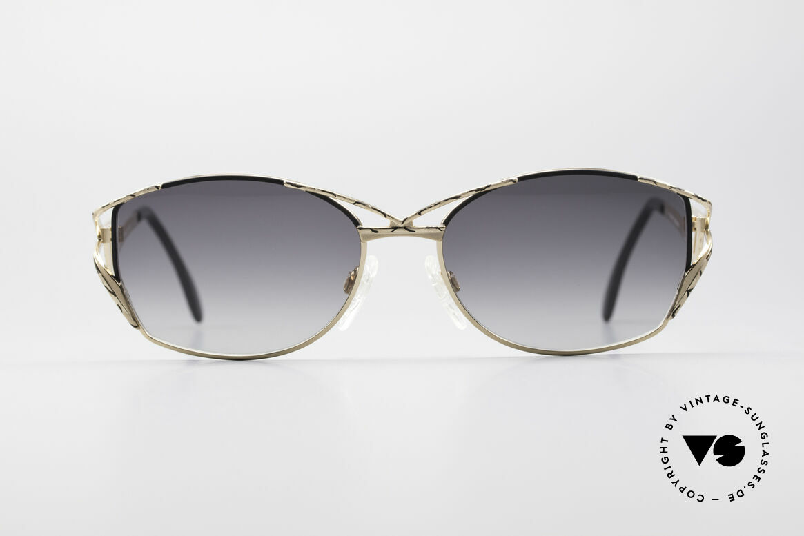 Cazal 284 Luxury Vintage Sunglasses 90's