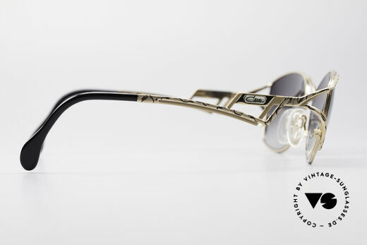Cazal 284 Luxury Vintage Sunglasses 90's, NO RETRO specs; an authentic old 90's ORIGINAL, Made for Women