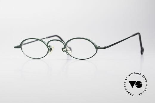 Theo Belgium Mikado Avant-Garde Vintage Specs Details