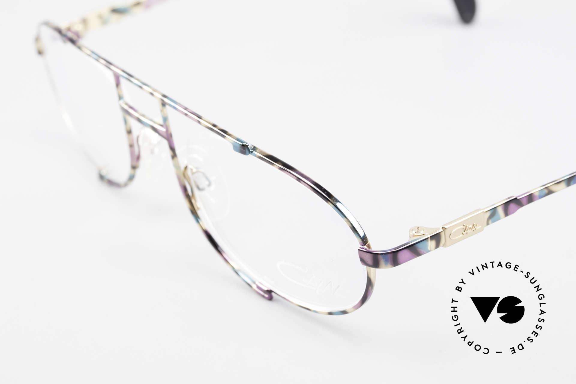 Cazal 753 Rare 90's Designer Eyeglasses, high-grade craftsmanship: frame made in Germany, Made for Men