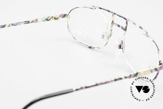 Cazal 753 Rare 90's Designer Eyeglasses, new old stock (like all our old vintage Cazal specs), Made for Men