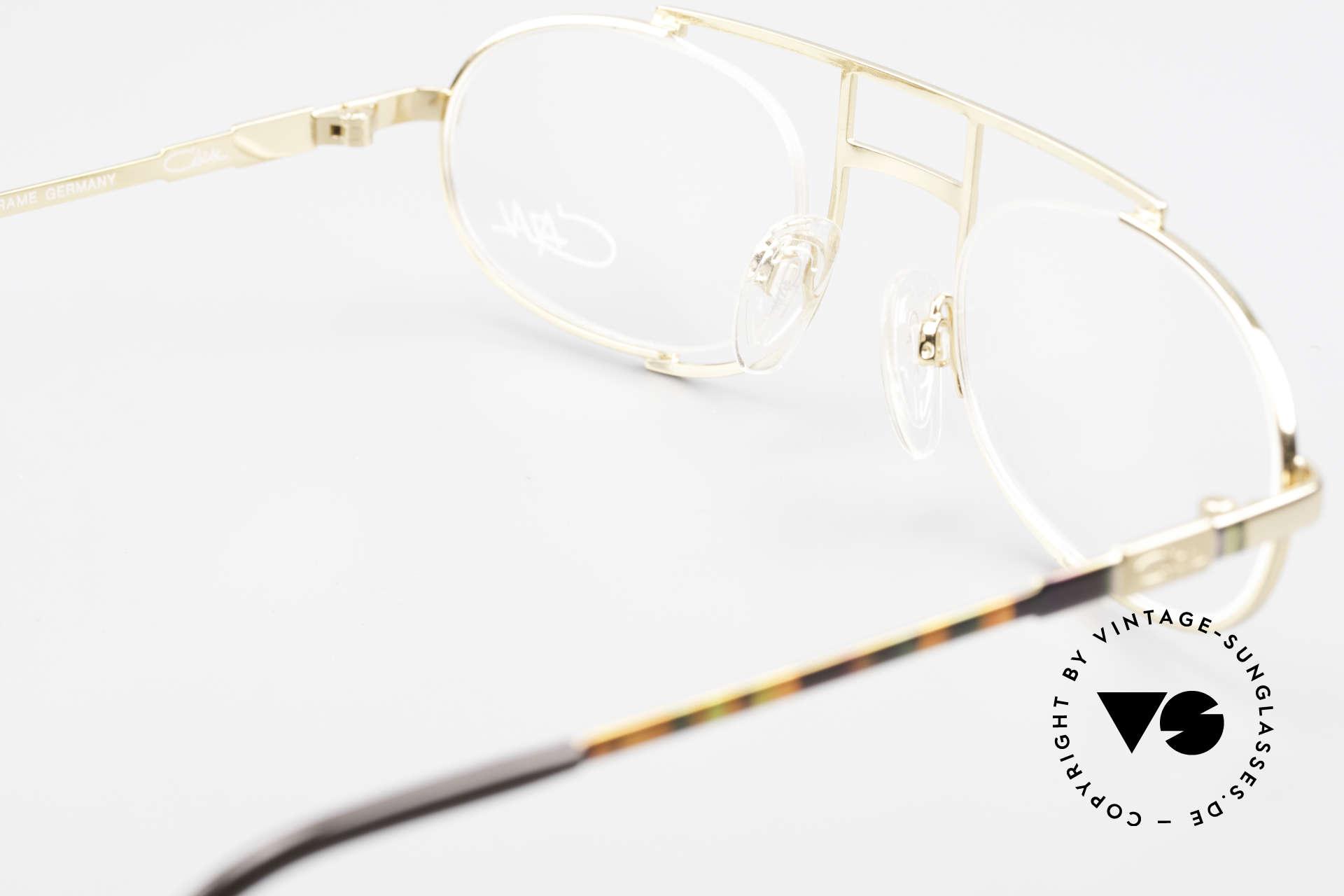Cazal 753 Rare 1990's Designer Glasses, new old stock (like all our old vintage CAZAL specs), Made for Men