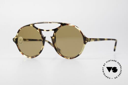 Persol 650 Ratti Extraordinary 80's Sunglasses Details