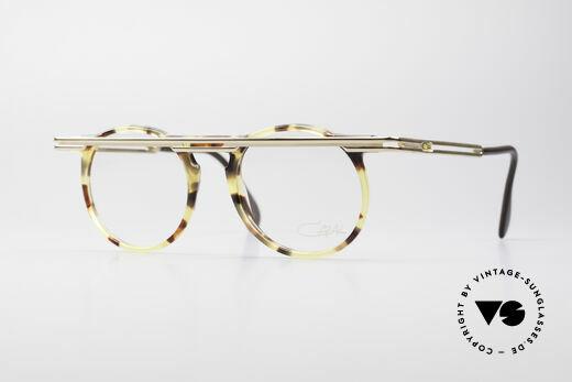 Cazal 648 True 90's Cari Zalloni Glasses Details