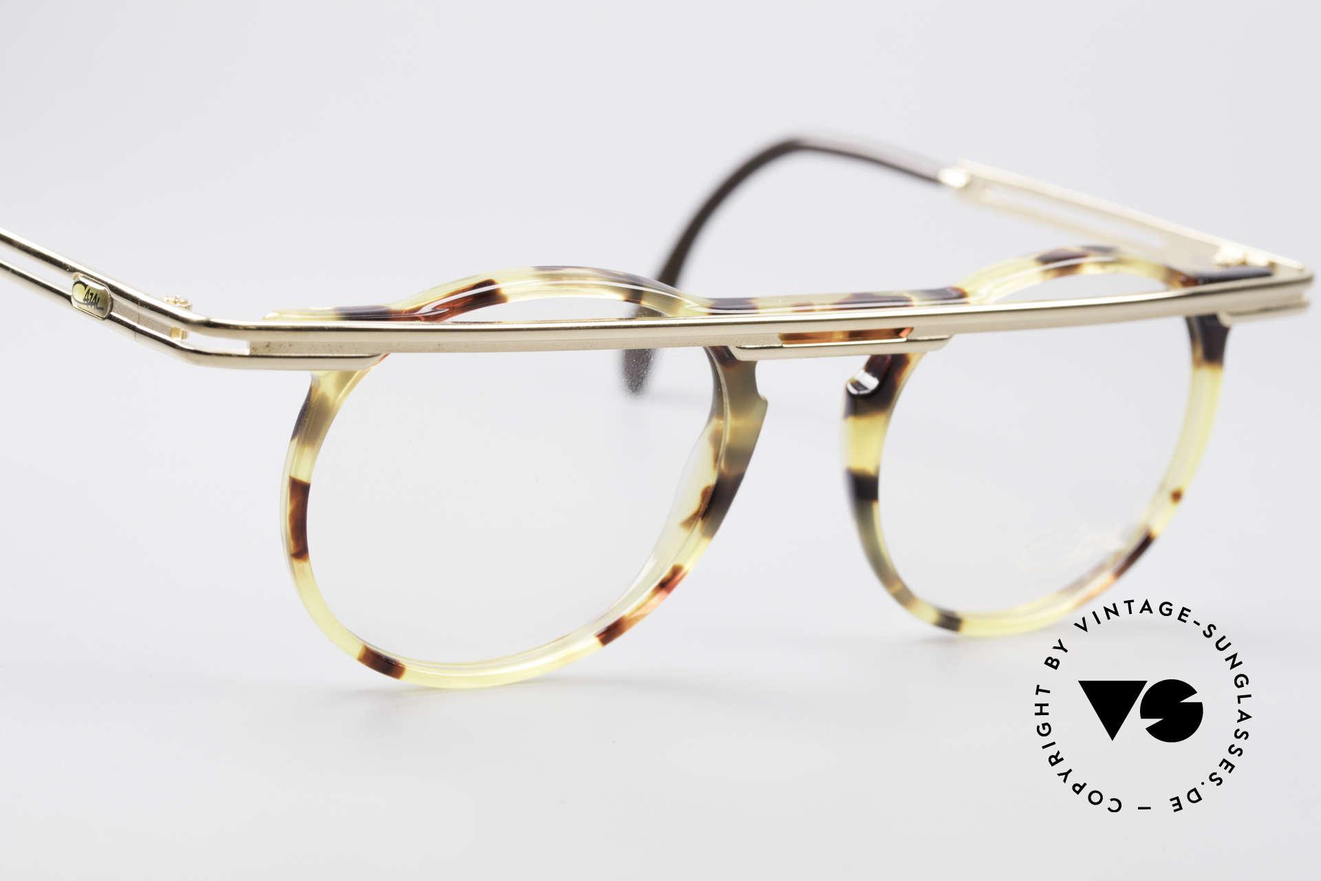 Cazal 648 True 90's Cari Zalloni Glasses, unworn, NOS (like all our rare vintage Cazal glasses), Made for Men and Women
