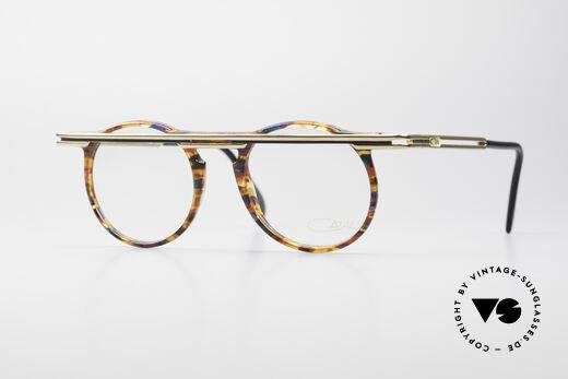 Cazal 648 Original Cari Zalloni Glasses Details