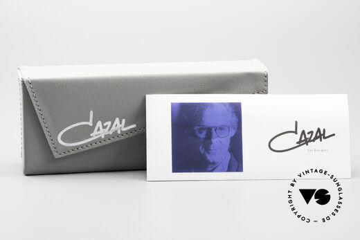 Cazal 648 Original Cari Zalloni Glasses, NO RETRO EYEWEAR, but a 28 years old ORIGINAL!, Made for Men and Women