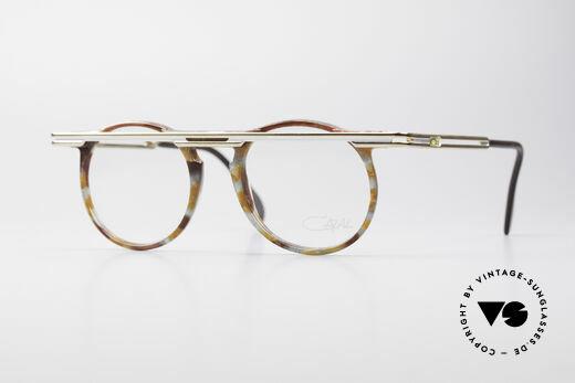 Cazal 648 90's Cari Zalloni Vintage Glasses Details