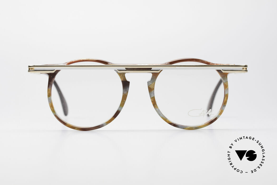 Cazal 648 90's Cari Zalloni Vintage Glasses, worn by the designer - Cari Zalloni (see the booklet), Made for Men and Women