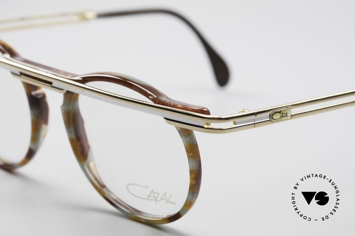 Cazal 648 90's Cari Zalloni Vintage Glasses, a true 90's masterpiece - just precious and distinctive, Made for Men and Women