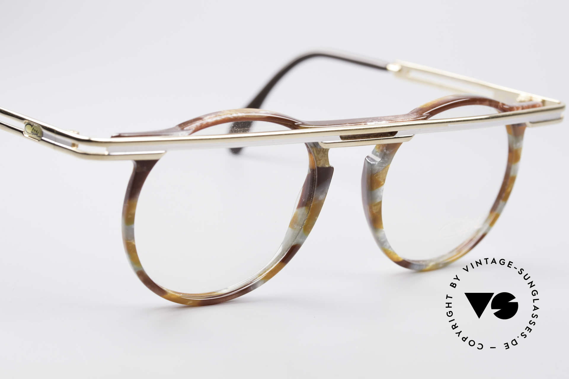 Cazal 648 90's Cari Zalloni Vintage Glasses, unworn, NOS (like all our rare vintage Cazal glasses), Made for Men and Women