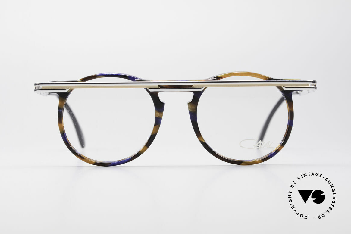 Cazal 648 Cari Zalloni 90's Eyeglasses, worn by the designer - Cari Zalloni (see the booklet), Made for Men and Women