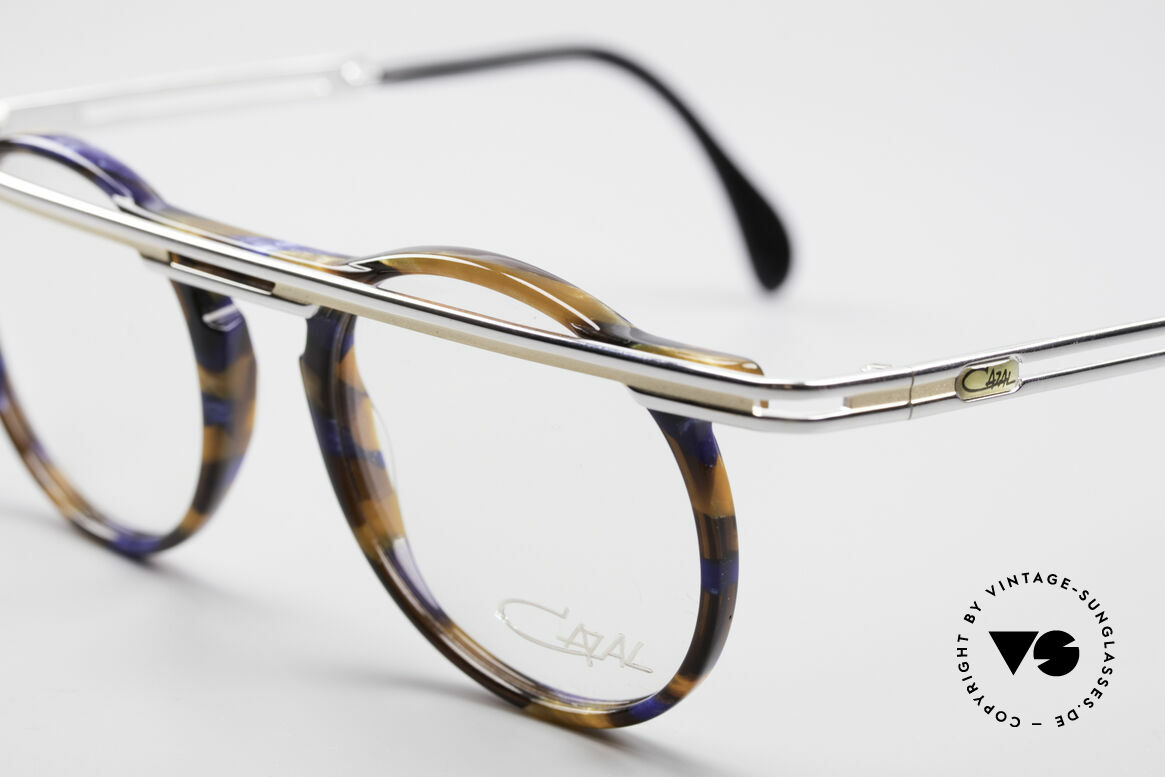 Cazal 648 Cari Zalloni 90's Eyeglasses, a true 90's masterpiece - just precious and distinctive, Made for Men and Women