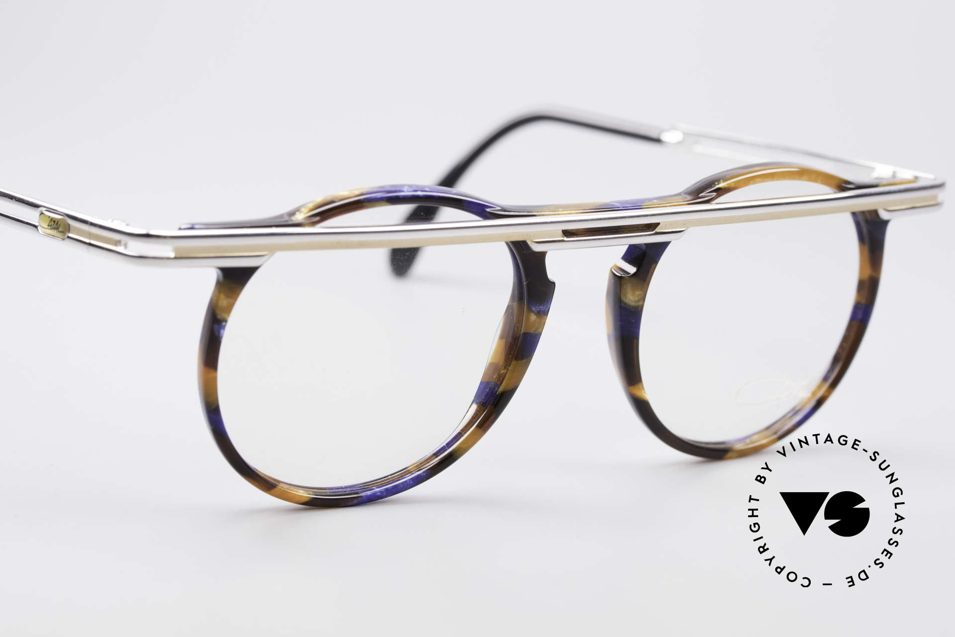 Cazal 648 Cari Zalloni 90's Eyeglasses, unworn, NOS (like all our rare vintage Cazal glasses), Made for Men and Women