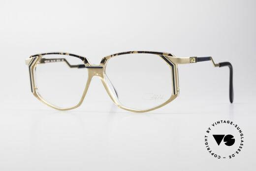Cazal 346 Hip Hop 90's Designer Eyeglasses Details