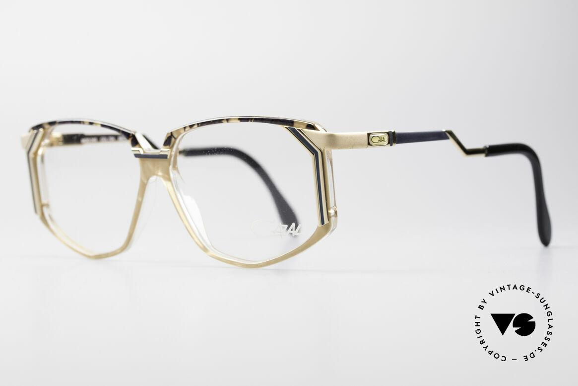 Cazal 346 Hip Hop 90's Designer Eyeglasses, part of the American HIP-HOP-scene, at that time!, Made for Men and Women