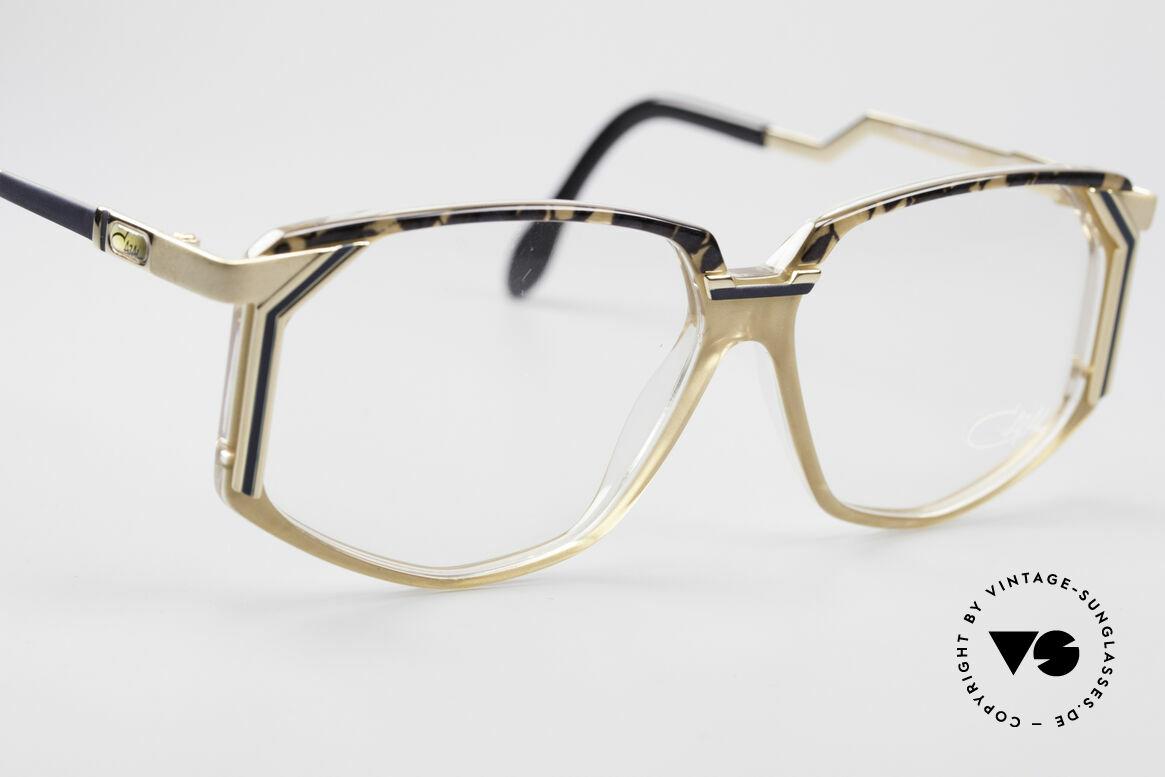Cazal 346 Hip Hop 90's Designer Eyeglasses, NO retro glasses, but an old original - true vintage!, Made for Men and Women
