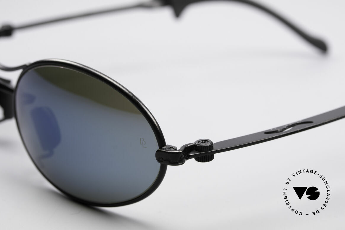 Ray Ban Orbs 9 Base Oval Blue Mirror B&L USA Shades, ORBS stands for: Outrageous, Radical, Bold, Seductive, Made for Men