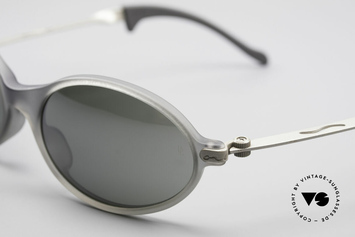 Ray Ban Orbs Oval Combo Silver Mirror B&L USA Shades, ORBS stands for: Outrageous, Radical, Bold, Seductive, Made for Men