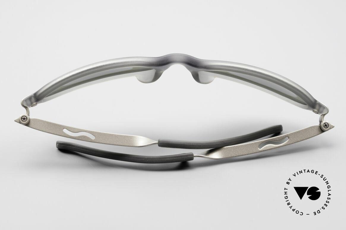 Ray Ban Orbs Oval Combo Silver Mirror B&L USA Shades