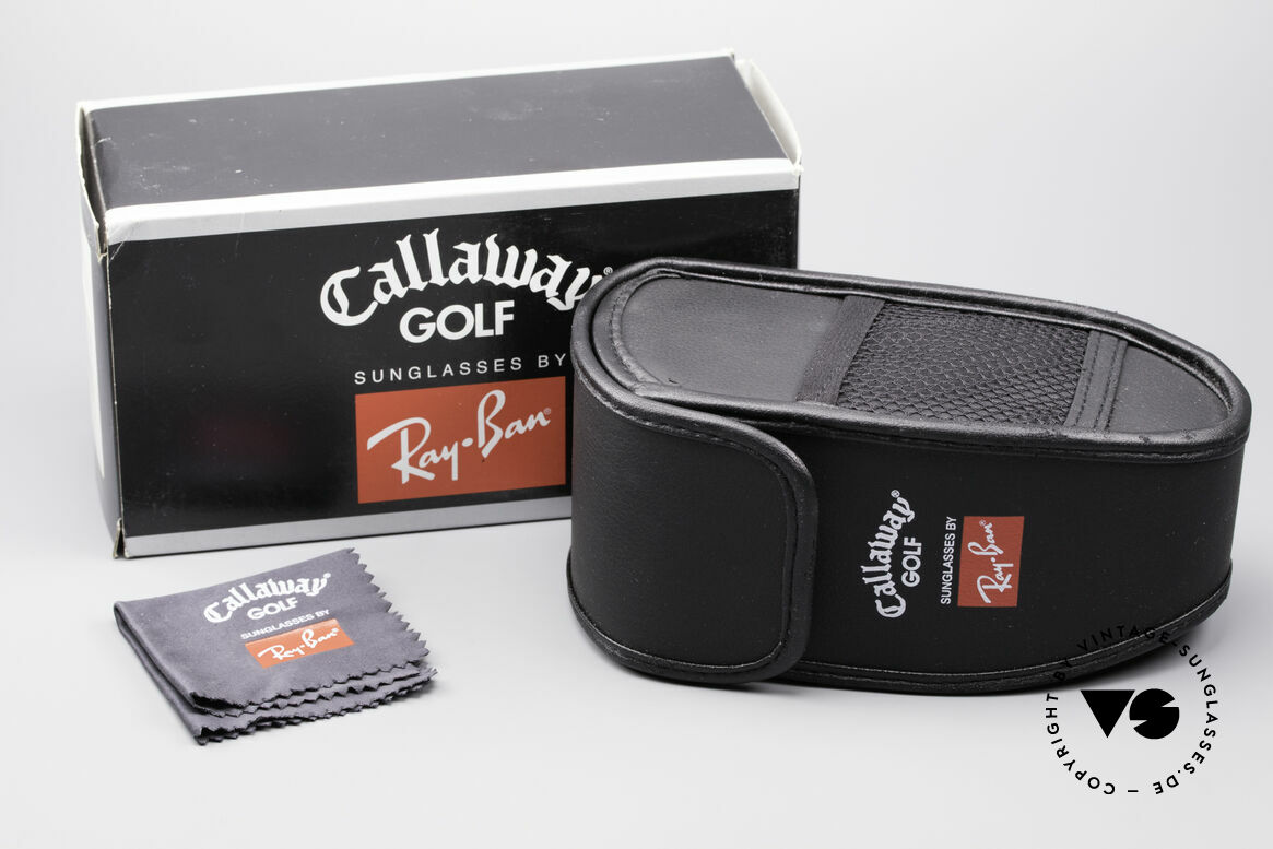 Ray Ban B0005 Callaway Vintage Golf Sunglasses