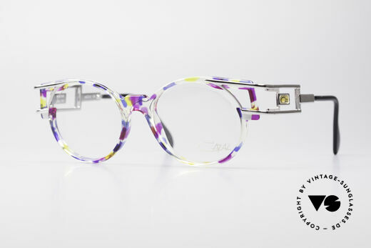 Cazal 353 Old School Hip Hop Frame Details