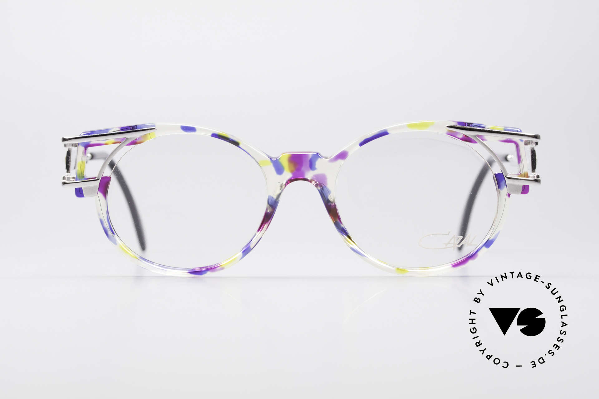 Cazal 353 Old School Hip Hop Frame, at that time, the HIP-HOP eyeglasses par excellence, Made for Men and Women