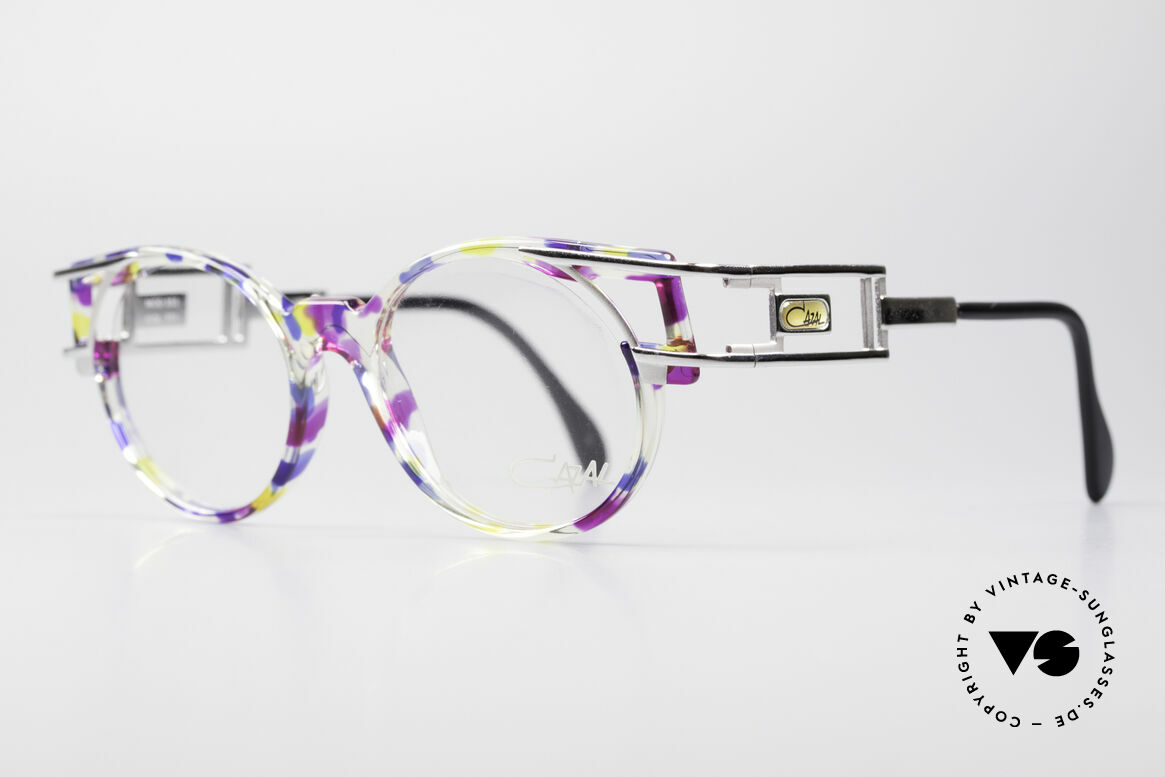 Cazal 353 Old School Hip Hop Frame, temple design is identical to the legendary Cazal 958, Made for Men and Women
