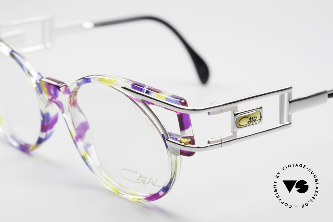 Cazal 353 Old School Hip Hop Frame, in these days, often called as 'OLD SCHOOL eyeglasses', Made for Men and Women