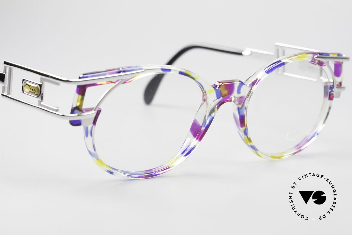 Cazal 353 Old School Hip Hop Frame, quality & paintwork = distinctive CAri ZALloni; CAZAL, Made for Men and Women