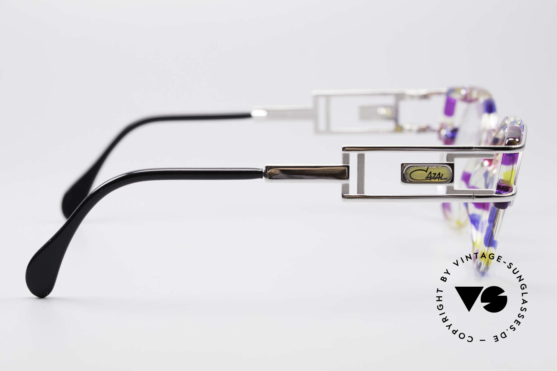 Cazal 353 Old School Hip Hop Frame, unworn, NOS (like all our rare vintage Cazal eyewear), Made for Men and Women