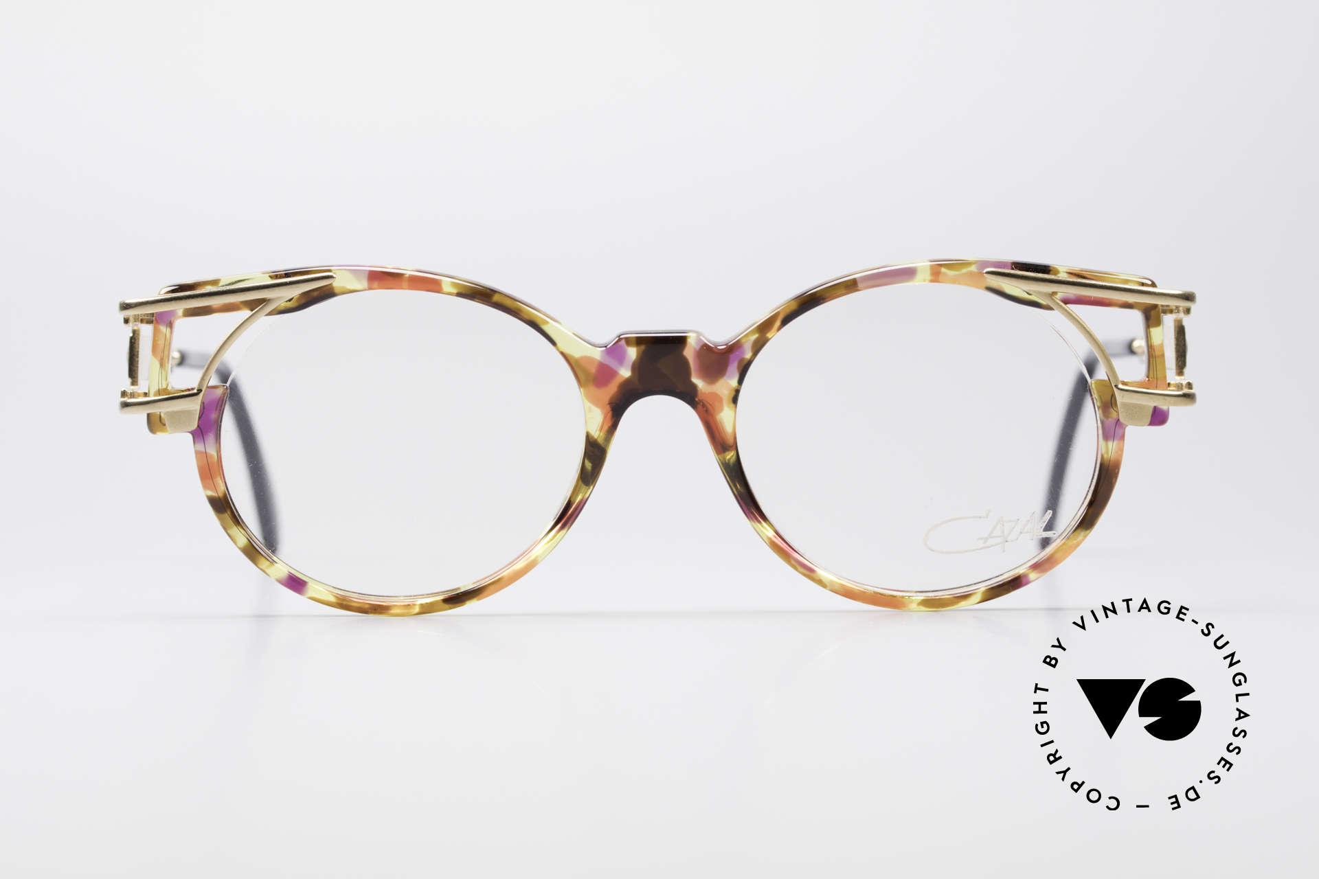 Cazal 353 Old School Hip Hop Eyeglasses, at that time, the HIP-HOP eyeglasses par excellence, Made for Men and Women