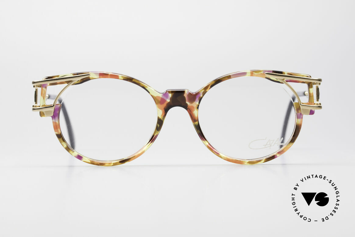 Cazal 353 Old School Hip Hop Eyeglasses