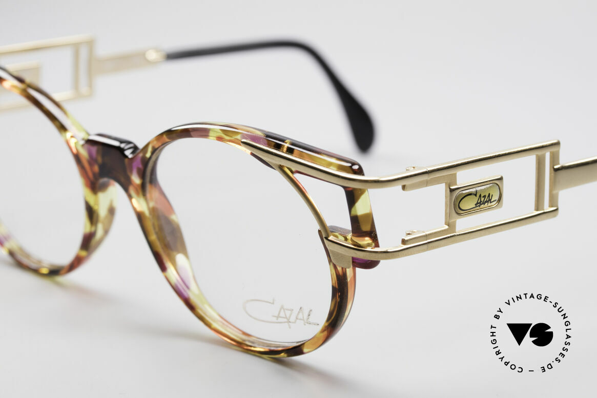 Cazal 353 Old School Hip Hop Eyeglasses, in these days, often called as 'OLD SCHOOL eyeglasses', Made for Men and Women