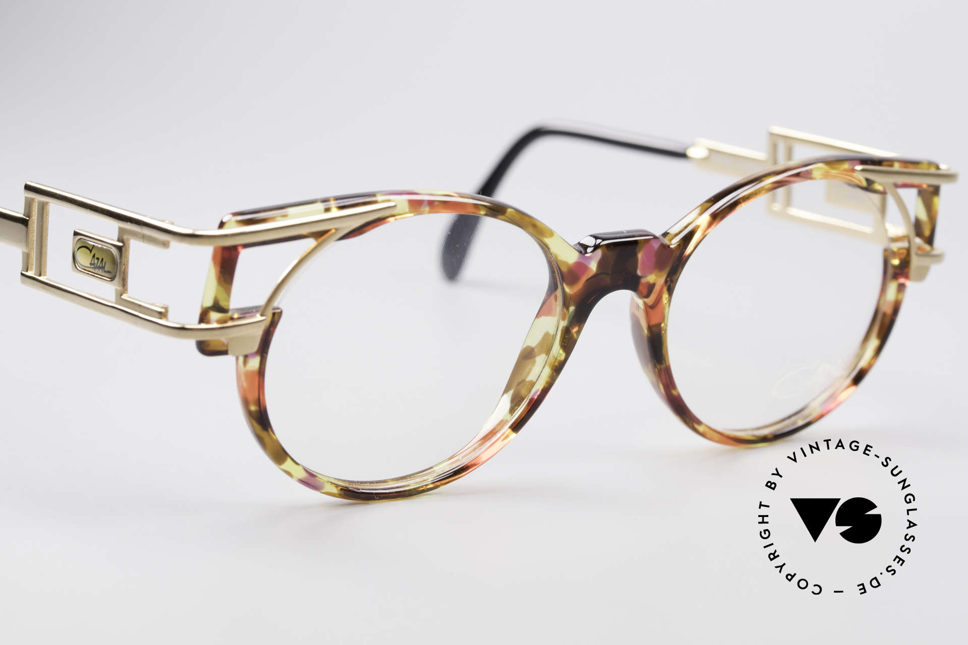 Cazal 353 Old School Hip Hop Eyeglasses, quality & paintwork = distinctive CAri ZALloni; CAZAL, Made for Men and Women