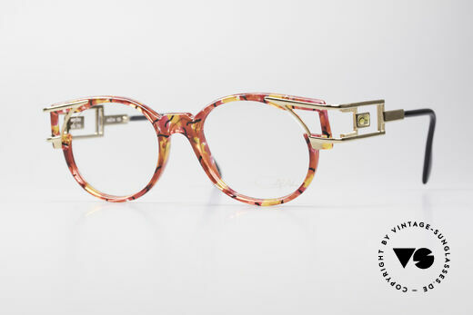 Cazal 353 90s Old School HipHop Glasses Details