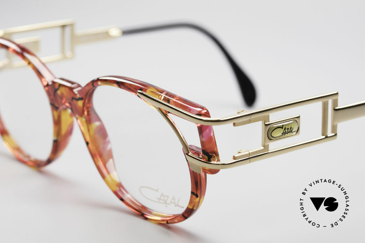Cazal 353 90s Old School HipHop Glasses, in these days, often called as 'OLD SCHOOL eyeglasses', Made for Men and Women