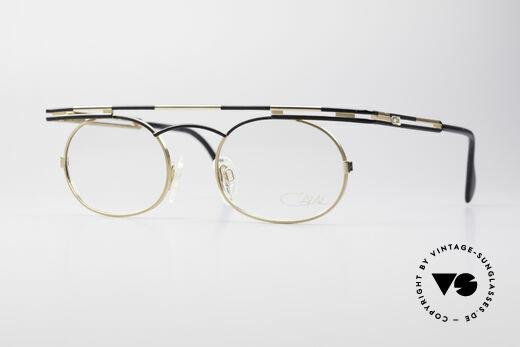 Cazal 761 Vintage Frame NO Retro Glasses Details