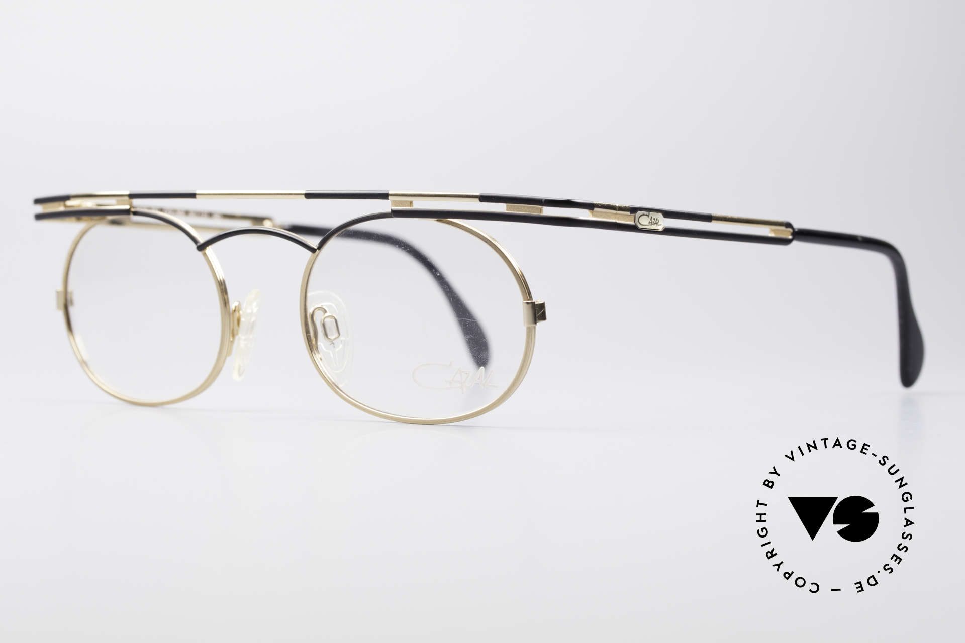 Cazal 761 Vintage Frame NO Retro Glasses, top-notch craftsmanship (frame 'made in Germany'), Made for Men and Women